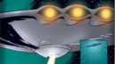Uranian Flying Saucer from Agents of Atlas Vol 1 1 001.png