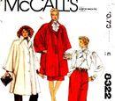 McCall's 8322 B