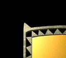 Golden Mirror Shield