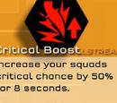 Critical Boost