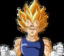 Majin Vegeta (Dragon Ball Series)