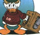 Belongings of Scrooge McDuck