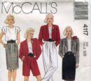 McCall's 4117 A