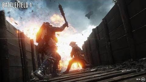 Battlefield 1 Gameplay Series: Weapons Trailer