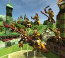 Équipe de Quidditch de Poufsouffle