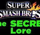 Super Smash Bros TRAGIC Hidden Lore