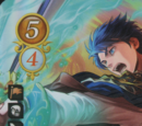 Fire Emblem 0 (Cipher): Storm of the Knights' Shadows/Card List
