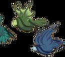 Dragon des Moires
