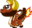 Dragon Olympien d Or