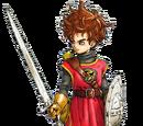 Personajes Dragon Quest Swords