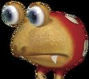 Bulbo rojo enano