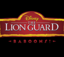 The Lion Guard title cards