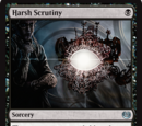 Harsh Scrutiny
