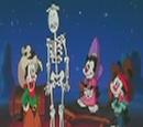La canción de los huesos del cuerpo