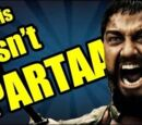 This is SPARTA! Or is it???