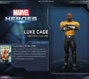 Luke Cage/Costumes