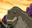 Gray Sharptooth (Journey of the Brave)