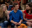 Lucas, Riley and Maya