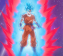 Super Kaioken Blue