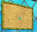 Bulletin Board (object)