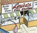 Louie's Fine Clothes/Gallery