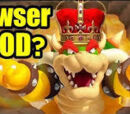 Is Super Mario's Bowser a CHINESE GOD?!?