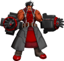 Iron Tager (Calamity Trigger, Character Select Artwork).png