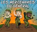 Les Mercenaires du Général