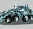 LEVIATHAN Class Ground Tank