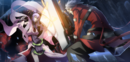 Ragna the Bloodedge (Centralfiction, arcade mode illustration, 6).png