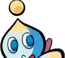 Cheese the Chao (Archie)