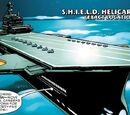 S.H.I.E.L.D. Helicarrier Iliad