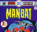 Man-Bat/Covers