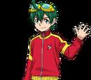 Personajes de Digimon Universe