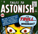 Tales to Astonish Vol 1 21