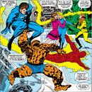 Fantastic Four celebrate Sue's Pregnancy from Fantastic Four Annual Vol 1 5.jpg