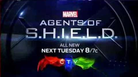 "Marvel's Agents of S.H.I.E.L.D. 1x07 ""The Hub"" - Promo"