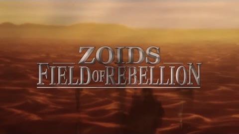 Zoids Field of Rebellion