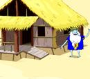El Rey Helado y la Señorita Isla