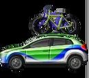 Sagan Team Car