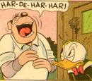 Neighbors of Donald Duck
