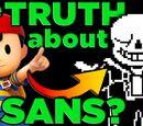 Sans's SECRET Identity!
