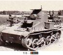 Char Léger Modèle T.15