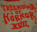 Treehouse of Horror XVII