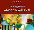 As Aventuras de André e Wally B.