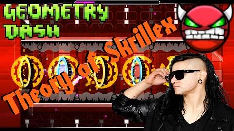 """Geometry Dash"" - Theory of Skrillex (H4RD Demon)"