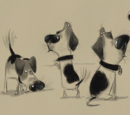 Cool Doggy/The Secret Life of Pets Concept Art