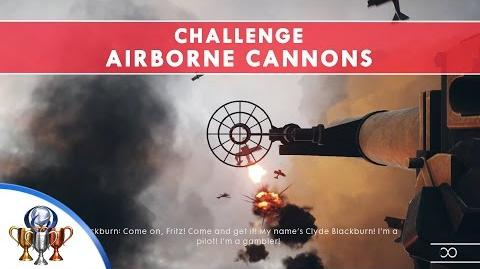 Airborne Cannons (Codex Entry)