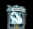 Storm Dart
