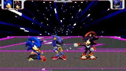 Sonic the Hedgehog/MUGENHunter's second version